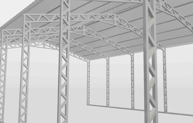 steel warehouse wide span-2