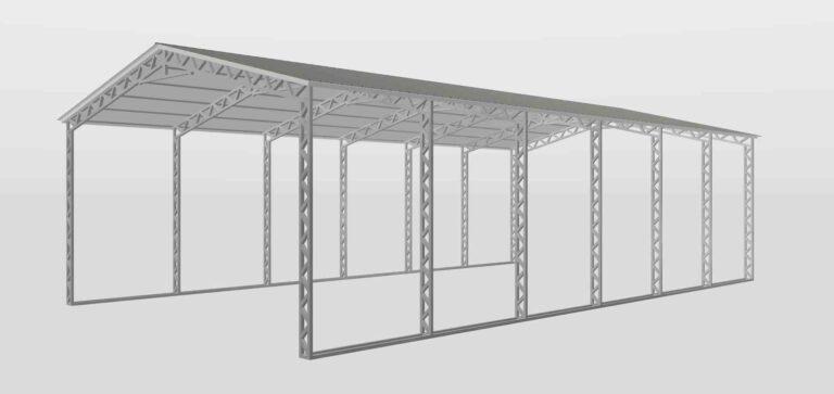 steel warehouse wide span-3