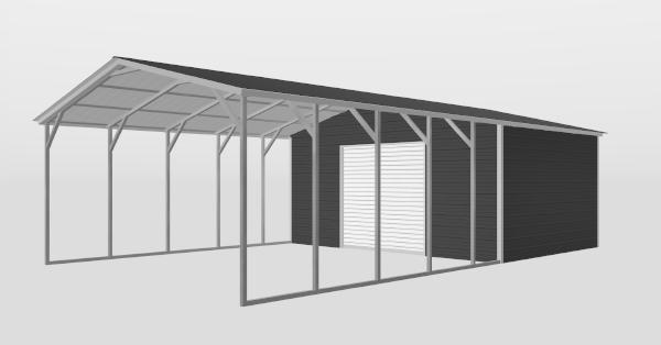 storage utility building