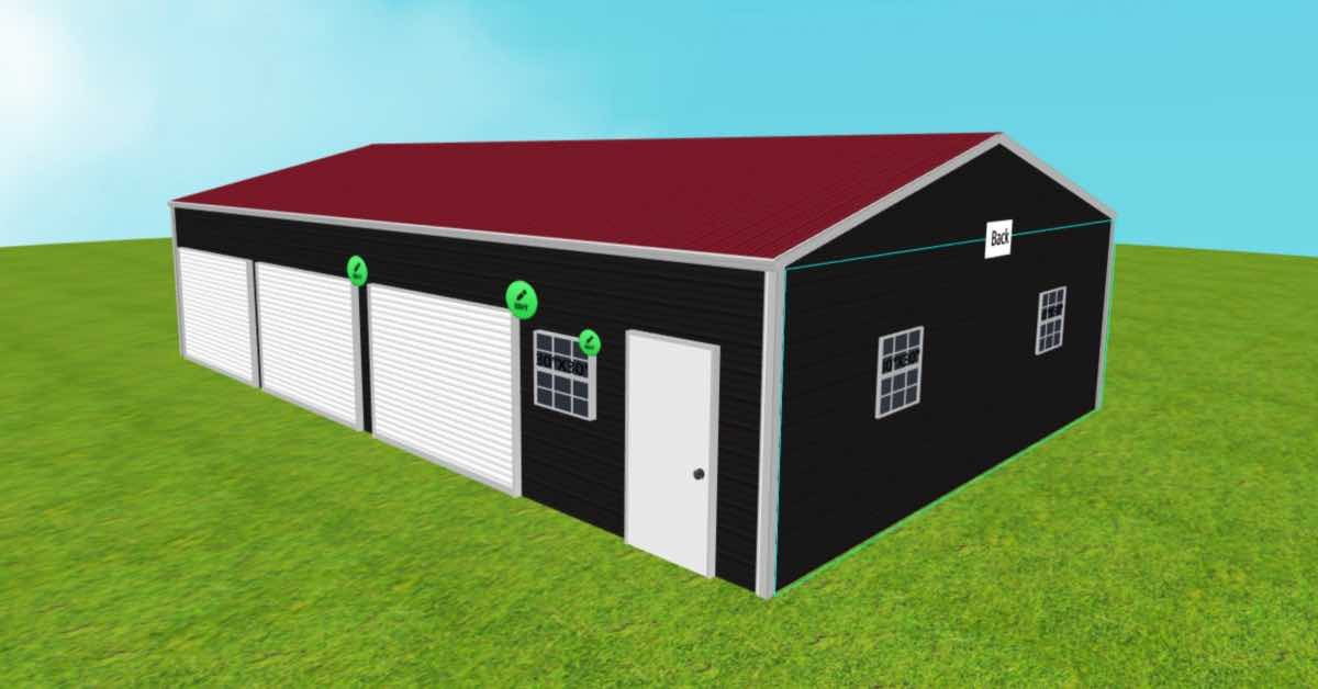 gym ideas norcal carports side view